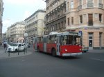 O-Busse in Budapest