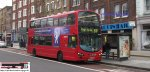 Bus DW296 London Doppeldecker