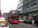 Bus PS124 London Doppeldecker