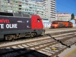 CP 5614 und 1932 in Lissabon Sta. Apolonia - November 2010