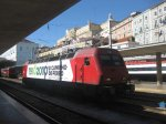CP 5608 in Lissabon Sta. Apolonia - November 2010