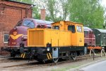 CLR My1138 und 102 254 in MD Hafen, April 2011