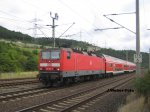 Elok 143 152 mit RB in Wartha