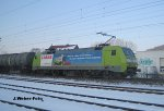 Elok 152 005-5 - Eisenach - Winter 2010
