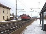 Elok 155 034-2 - Herleshausen - Winter 2010