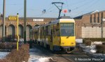 6053 in Traktion Linie 50 in Nordend